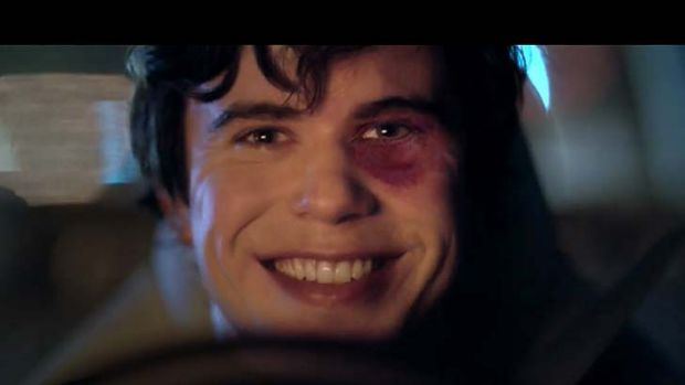 Audi advert ... commercial features a boy who arrives dateless to his prom but is emboldened by his dad?s 2013 Audi S6 ...
