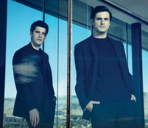 Luka Sulic and Stjepan Hauser bring a rock sensibility to the cello.
