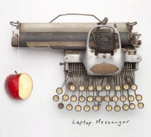 Among Henry A. Mintox's contraptions was the Laptop Messenger (1920).