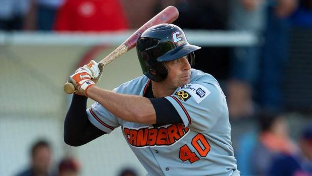 Adam Buschini's form for the Cavalry has landed him a deal with San Diego in the MLB.