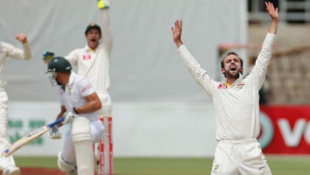 Last frontier … Nathan Lyon would not be the first Australian spinner to struggle in India, but the Test incumbent ...