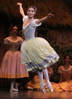 Giselle at the Capitol Theatre.
