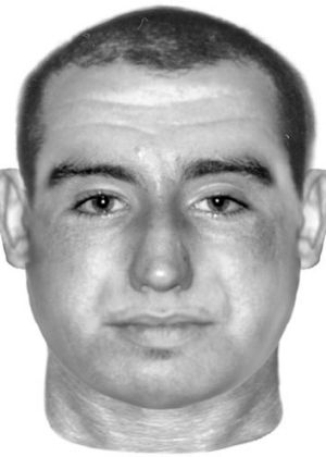 One of two comfits of the suspect in the attempted abduction in Murarrie of a woman by a witness and one by the victim.