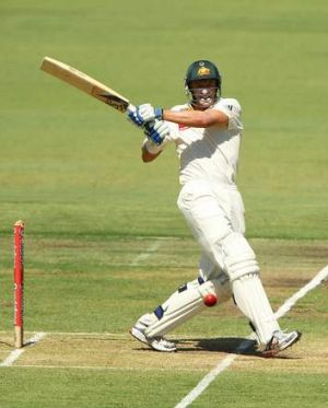 Michael Hussey, Chennai's Mr Cricket, was Michael Clarke's rock.