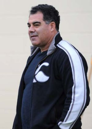 """It's his head in the noose so he needs to be his own man"" ... Mal Meninga."