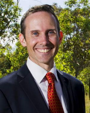 Dr Andrew Leigh MP.