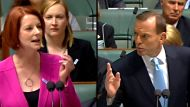 Election pressure builds for Gillard (Video Thumbnail)