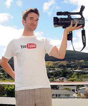 """""""All you need is a high-definition camera"""" ... Andrew Strugnell."""