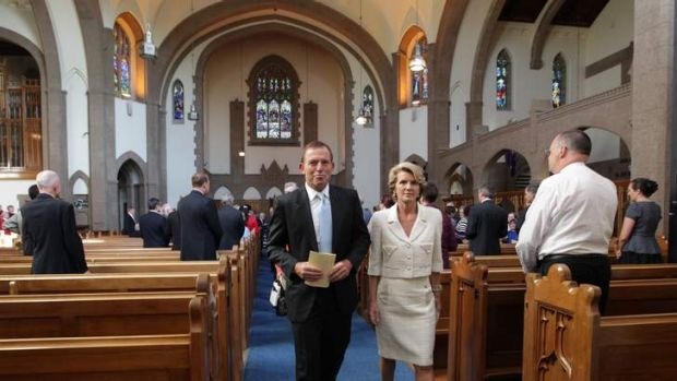 Opposition Leader Tony Abbott and Deputy Opposition Leader Julie Bishop have cast doubt on the election date.