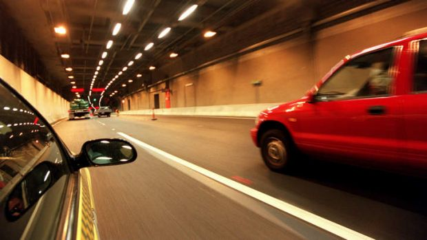Whoa to go: Transurban says traffic numbers are not yet back to levels before the financial crisis.