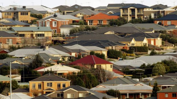 House prices in capital cities are rising.