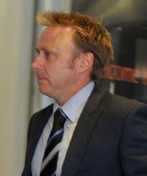 AFLPA CEO Matt Finnis.
