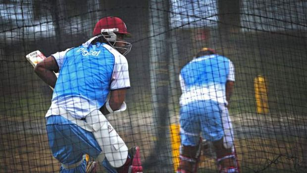 Chris Gayle has been tipped to get back in form at Manuka Oval.