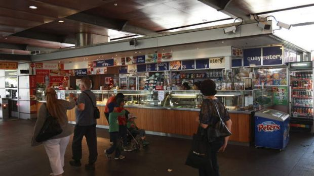 The Quay Eatery restaurant on Wharf 5 at Circular Quay is owned by the Obeid family.