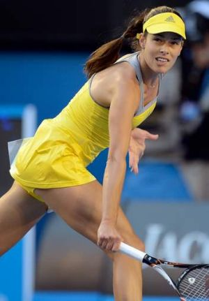 Ana Ivanovic's oufits were elegant according to one viewer.