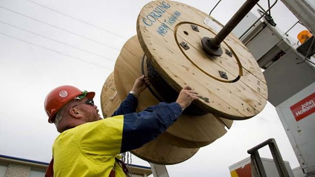 The NBN ... significantly faster than what is currently on offer in regional Australia.