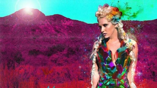 Pop star Kesha's version of reality is coming to television.