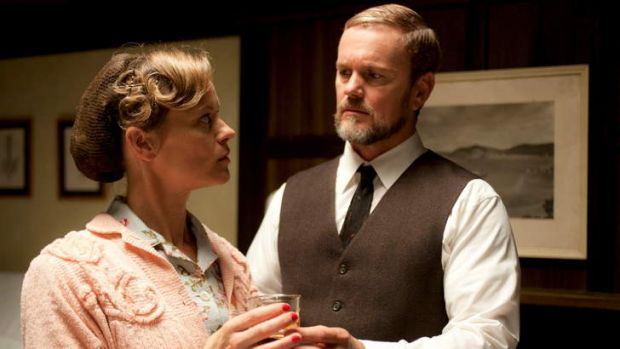 Surprise packet <i>The Doctor Blake Mysteries</i> features Craig McLachlan in excellent form.