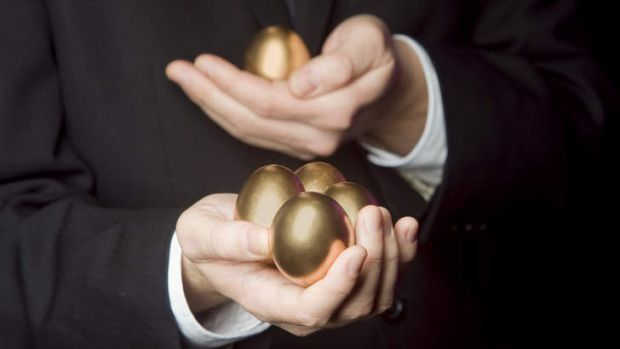 The extra tax would be limited to wealthier individuals with very large super nest eggs.