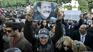 Protests in Tunisia over opposition leader death (Video Thumbnail)