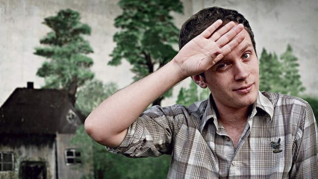 Caring, sharing … Jens Lekman isn't afraid to draw on personal experience.