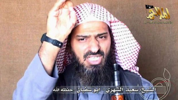Saeed al-Shehri ... the drone strike that killed him reportedly originated from a secret Saudi base.