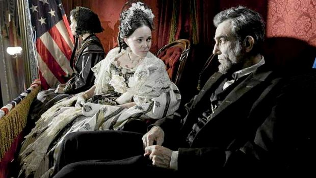 Oscar favourite <i>Lincoln</i> is factually wrong, according to a US senator.