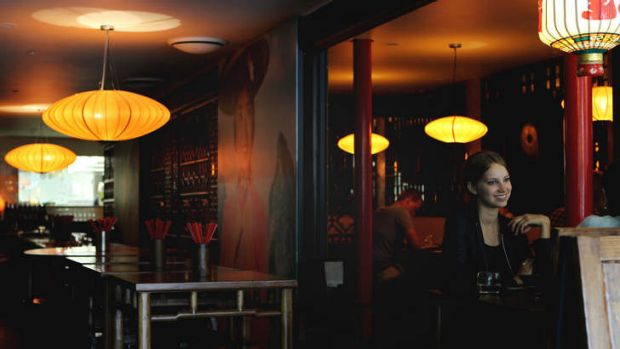 Zensational ... Fu Manchu features delectable yum cha in a relaxed and chic setting.
