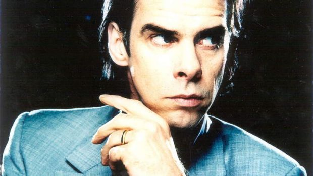 It's not all about him ... Nick Cave subverts love cliches to powerful effect.