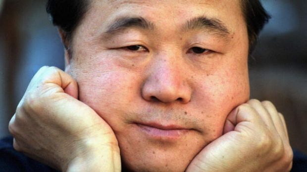 No ideology ... Mo Yan is a devastating critic of China's political culture.