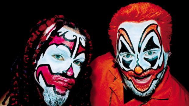 Among the acts in Jon Ronson's oddball circus, Insane Clown Posse ruminate on the relationship between religion and science.
