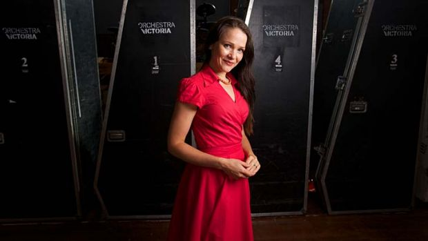 Soprano Greta Bradman is set to perform with four Chinese tenors in a Chinese New Year's Day concert in Melbourne.