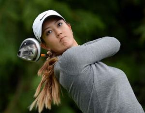 Michelle Wie needs to step up her game.