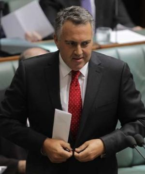 Trim … Joe Hockey had bariatric surgery.