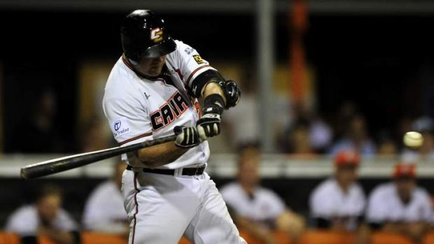 Canberra Cavalry batter Michael Wells was the hero.