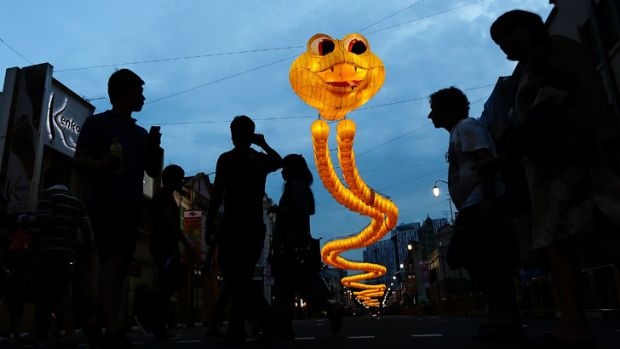 Will the Chinese Year of the Snake bring bad tidings to WA?