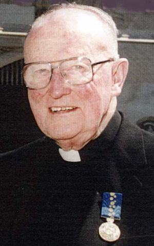 Down to earth ... Tom O'Donovan was a loyal Jesuit who wanted to keep his focus on teaching.