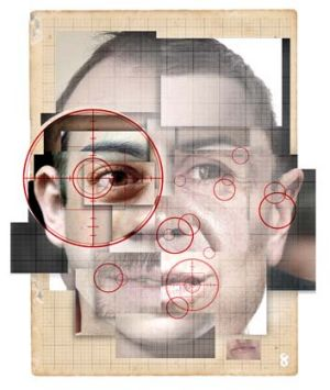 I spy the use of facial recognition systems by law enforcement agencies is becoming more widespread. <i>Illustration: ...