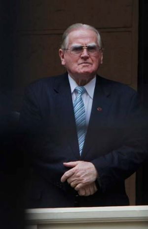 Fred Nile ... wants Parliament to make harming a foetus a separate crime.