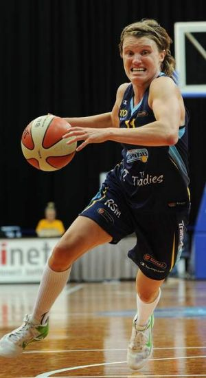 Jess Bibby top scored with 25 points for the Capitals.