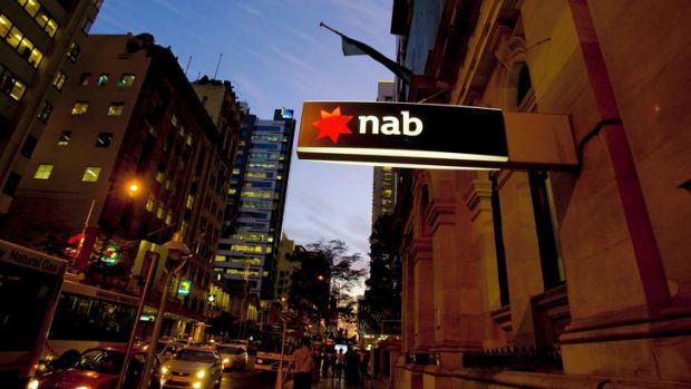 And then there were two ... NAB is switching out the lights at more than 20 data centres across the country as it ...