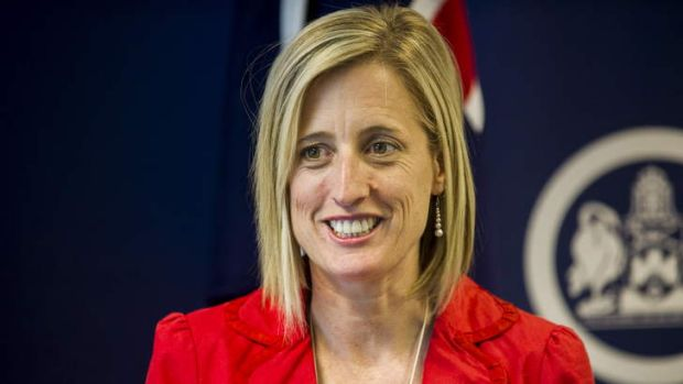 Chief Minister Katy Gallagher congratulated Jeremy Hanson on being elected Canberra Liberals leader.