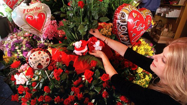 Brisbane is set to be a hive of Valentine's Day activity.