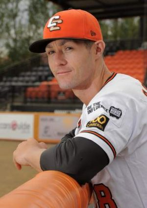 Canberra Cavalry manager Michael Collins.