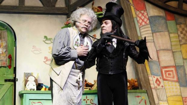 <i>Chitty Chitty Bang Bang</i> at Her Majesty's Theatre, until March 17