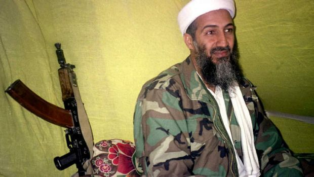 Osama bin Laden ... shot dead in 2011.