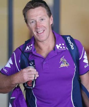 ''I've met the guy heading up the syndicate - it sounds like he's got some big plans'' ... Craig Bellamy.