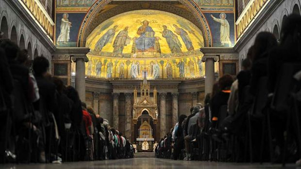 'By stepping down now, the Pope genuinely acknowledges that the church is bigger, and its future far more important, ...
