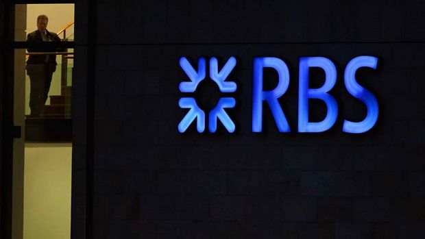 British taxpayers own 81 per cent of RBS.