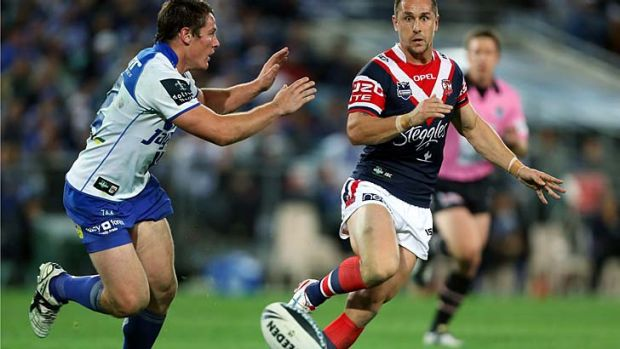 Mitchell Pearce has played 130 games for the Roosters.